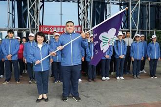 黃敏惠勉全運會代表隊 揮出KANO精神