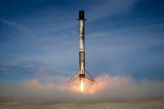 SpaceX再創紀錄 獵鷹9號將四度發射