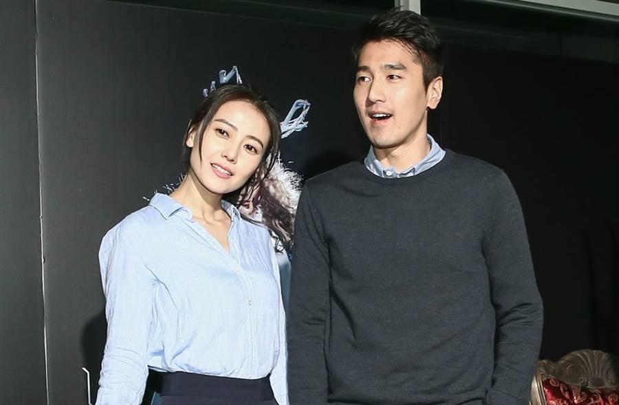 高圓圓和趙又廷結婚5年感情依舊甜蜜。(圖/本報系資料照)