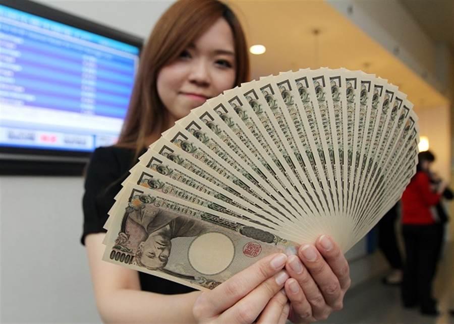 日圓重返0.28字頭,創5個月新低。(本報系資料照)