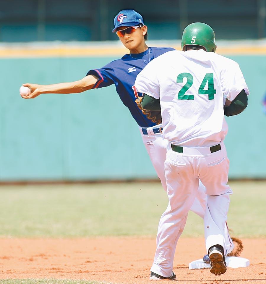 紅襪隊 林子偉(2015棒球亞錦賽,本報資料照片)