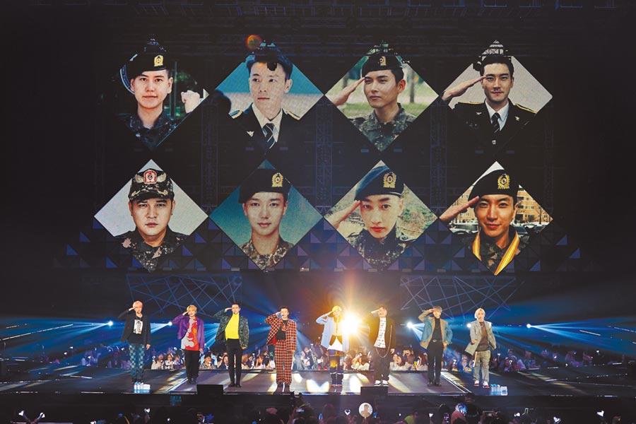 黃子佼表示,無風不起浪,極有可能大咖韓星指的就是Super Junior。(資料照/超級圓頂提供)