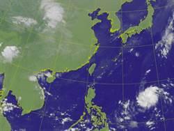 周五前 台北早晚偏涼易降雨
