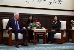 AIT主席莫健訪台 台美議題交換意見