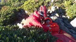 58歲男獨攀聖稜線 高山症發作吊掛救援