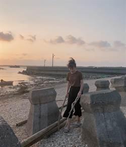 守護嘉義沿岸 熱血青年自發淨灘活動