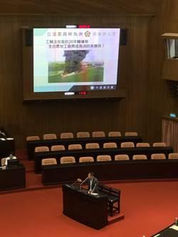 林為洲:工輔法給違章工廠寬限期 恐成消防未爆彈