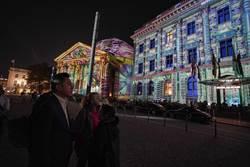 汲取外國燈節經驗竹市長訪柏林燈節