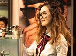 劉真最愛Gucci大墨鏡 笑稱「沒化妝的好幫手」