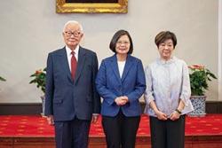 張忠謀三度出征APEC
