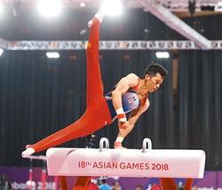 东京奥运 体操获5张门票