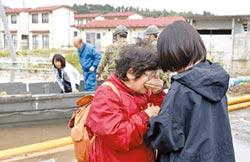 哈吉貝重創58死 3.8萬人避難中