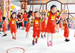 屏縣非營利幼兒園 比例增