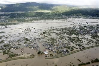 中颱哈吉貝為何能淹掉日本?吳德榮:遇上這效應