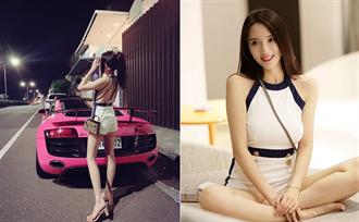 拒絕連千毅追求 辣模「子涵」捲入劉喬安賣淫案