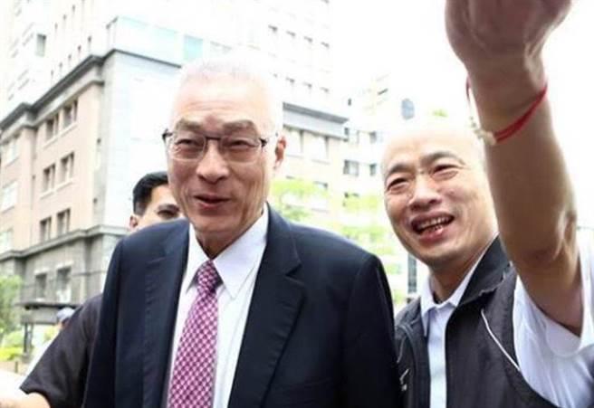 吳拒任韓總部主委 胡幼偉稱未嘗不好並建議找這兩人