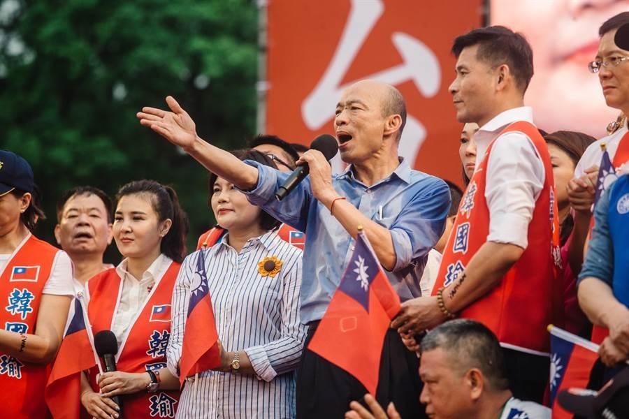 投票》你支不支持韓國瑜請假選總統?
