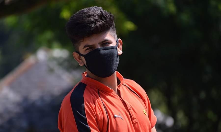 對抗空氣中的PM2.5,必須戴符合CNS15980國家標準的口罩才有防護功能。(圖片來源:pixabay)