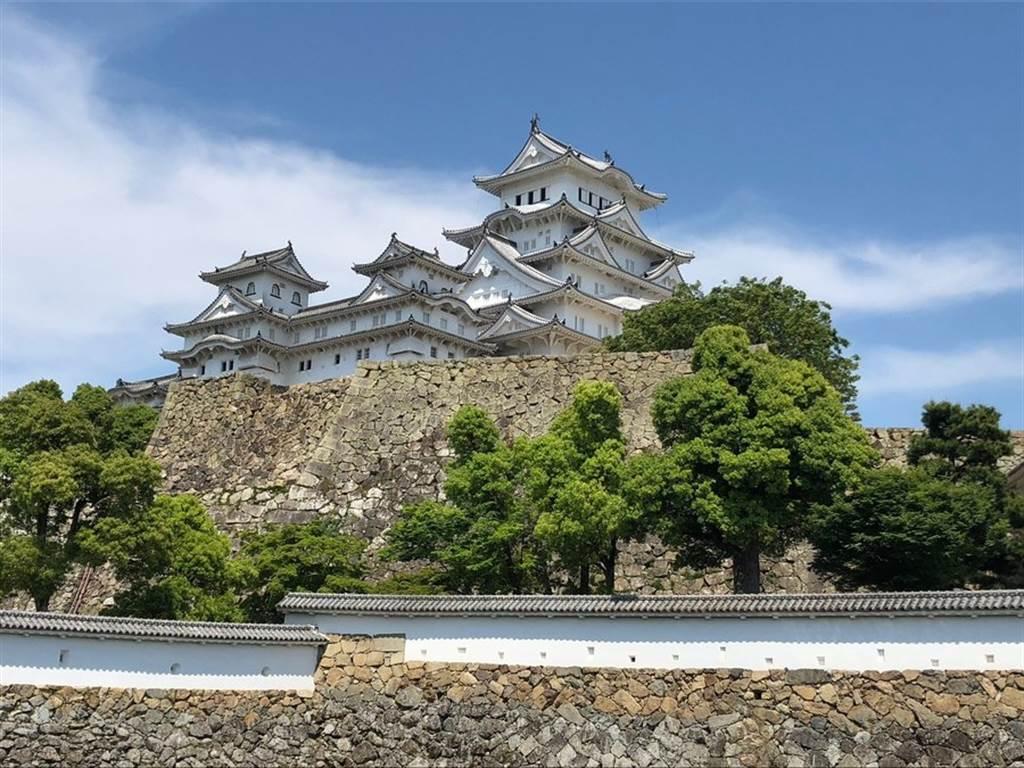 「2019年日本最佳城堡」排行榜第一名為姬路城。(TripAdvisor 提供)