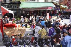 艋舺不只龍山寺!週末服飾購物節演繹復古時尚