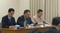 嚴德發:未來新建軍艦會以台灣鄉鎮市區命名
