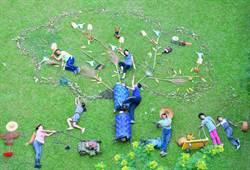 文府國小師生愛種樹 「森活特展」傳遞護樹重要性