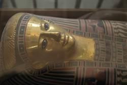 出土千年埃及棺 外觀彩繪如剛下葬