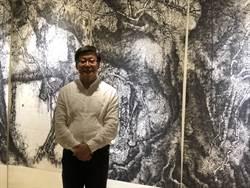 趙建民水墨西雙版納 承與變奠定藝術風格