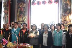 王惠美向蔡總統爭取二林精機和彰化鐵路高架化