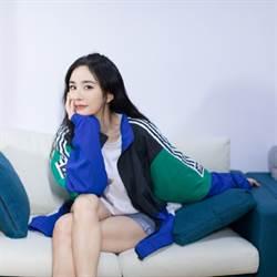 楊冪「空氣劉海+全包眼線」新造型曝光 網傻眼:垮了