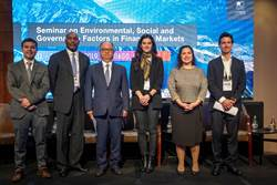 富邦金控參加APEC財政部長系列研討會