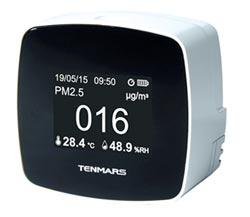 世駿TM-280 居家空氣監測好幫手