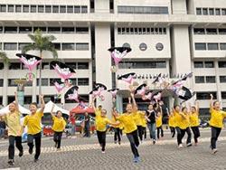 國際風箏節 童話主角飛上天