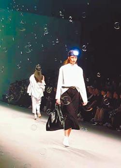 上海時裝周 台設計師大放異彩