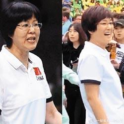 鞏俐主演中國女排 造型似郎平