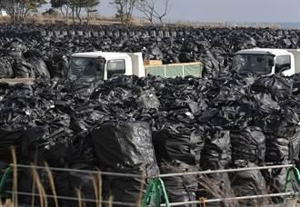 強颱襲日本 福島核污廢土也遭沖走