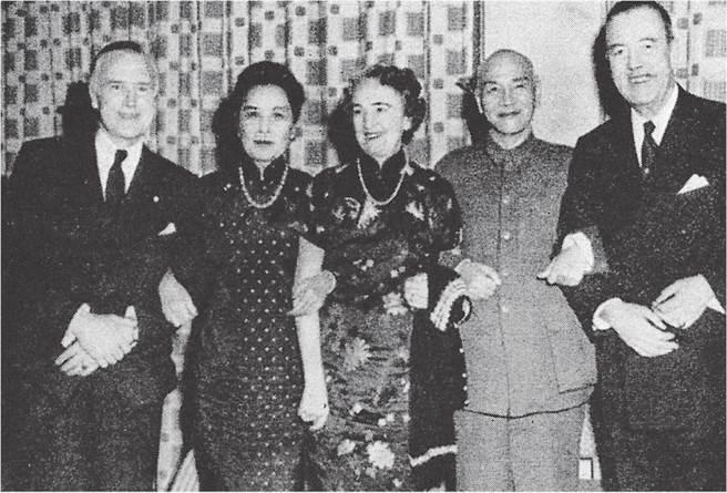 跨世纪第一夫人──蒋经国崛起 母子权力较劲(十六)