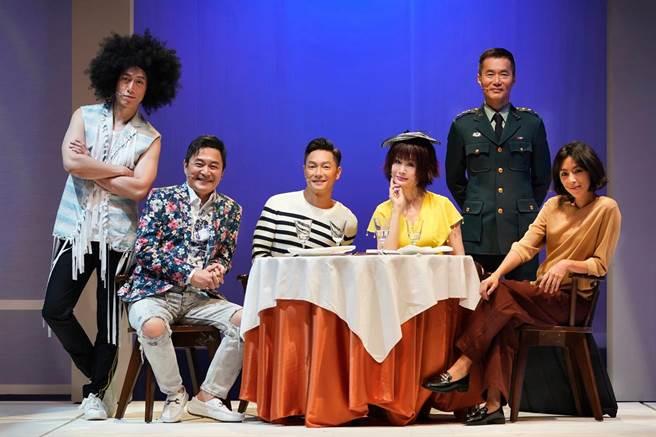 潘迎紫、謝祖武等人主演的《最後一封情書》即將首演。(全民大劇團提供)