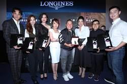 浪琴表力挺台灣電影  贊助《聖人大盜》首映