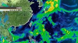 浣熊接近時間曝光 周末東部可能降雨