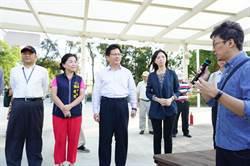 林佳龍視察台灣燈會場地 期勉邁入31年升級2.0