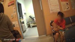 男童高燒、抽搐 員警飛車送醫救命!