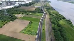 全興工業區瓶頸有解決之道了 濱海路通車兼顧環保有特色