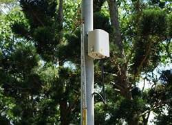 竹市空氣品質狀況靠345個的它