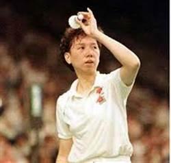 大陸羽球名將韓愛萍肺癌過世 享年57歲