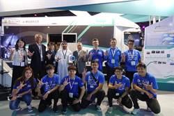 台塑無人自駕耕耘報佳音!杜拜全球自駕運輸挑戰賽台灣iAuto團隊獲獎