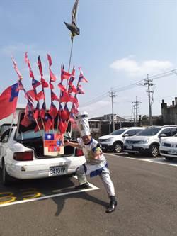 韓國瑜台南大造勢 韓粉「甲級動員」要韓家軍站出來