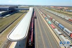 陸企承建的肯亞內馬鐵路一期通車