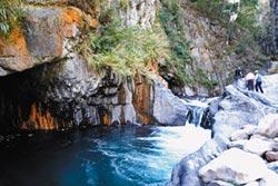 祕境探險 帖比倫瀑布加強安全設施