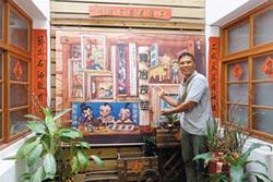 看板畫師辦個展 記錄台灣電影史
